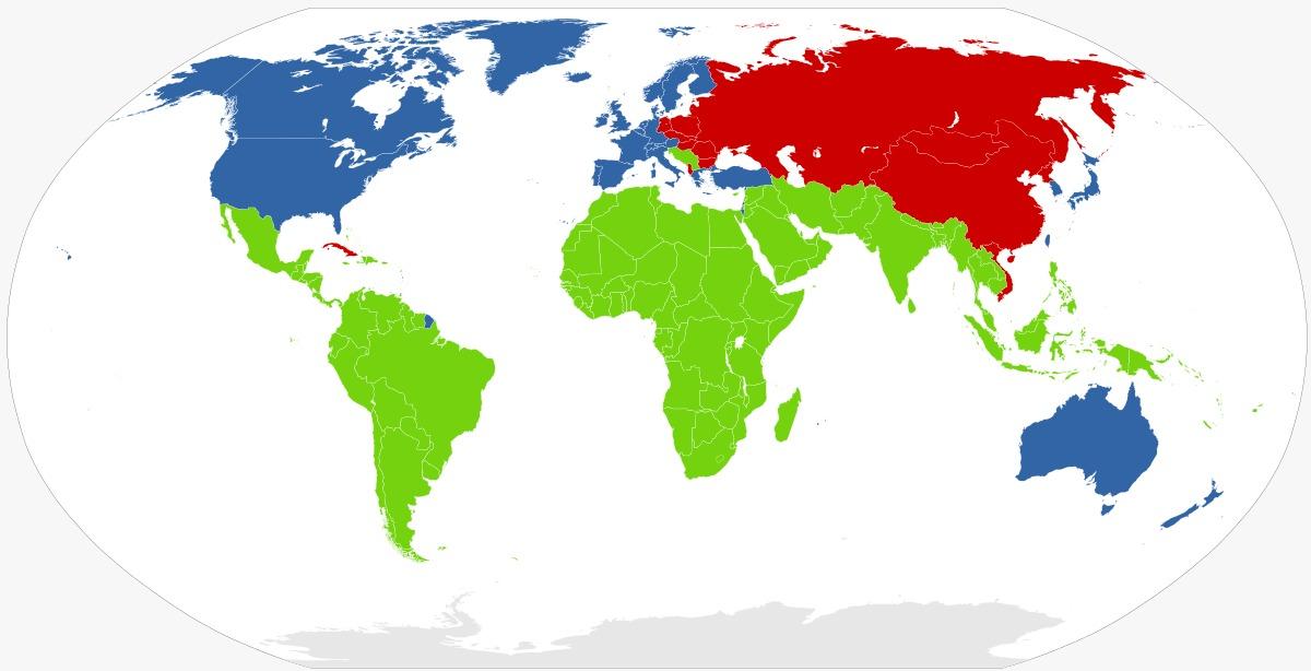 Cartina Mondo Orientale.Come La Seconda Guerra Mondiale Ha Cambiato Il Mondo Starting Finance